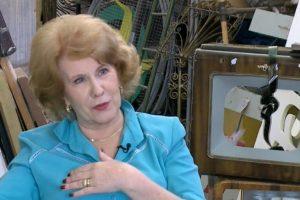 Gydytoja I. Pivoriūnienė: po 20 metų televizijoje – tikslas vis dar tas pats