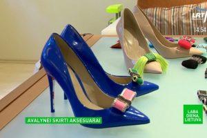 Lietuvių batų aksesuarai: iš susitikimo žygiuosite tiesiai į vakarėlį