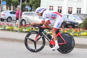 """""""Tour de France"""" dalyvaujantis I. Konovalovas: įsivažiuojam į pragaro ritmą"""