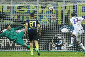 """""""Serie A"""" turas baigėsi Milano """"Inter"""" pralaimėjimu namuose"""