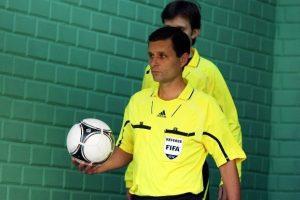 Lietuvos arbitrai vadovaus Europos futbolo lygos dvikovai