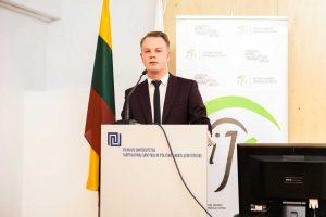 Išrinktas naujasis Lietuvos jaunimo organizacijų tarybos prezidentas