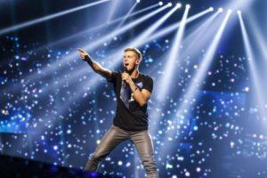"""D. Montvydas: laimėjimas """"Eurovizijoje"""" suvienytų Lietuvą"""