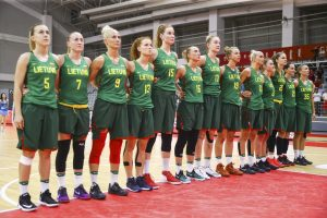 Paaiškėjo Lietuvos moterų krepšinio rinktinės varžovės Europos čempionato atrankoje