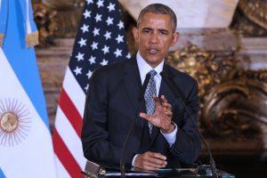 B. Obama paskambino A. Merkel pasiūlyti paramos po teroro akto