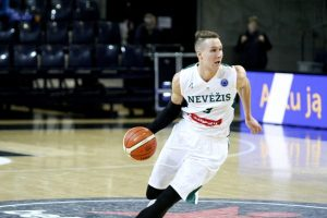 """""""Nevėžis"""" pergale baigė pasirodymą FIBA Europos taurės turnyre"""