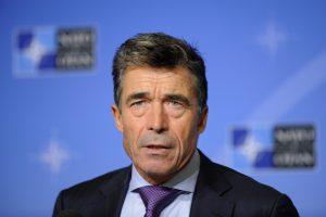 Buvęs NATO vadovas kritikuoja B. Obamos politiką gesinant pasaulio konfliktus