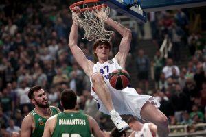 A. Kirilenka išrinktas Rusijos krepšinio federacijos prezidentu