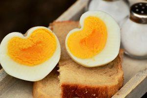Kodėl nereikėtų pervirti kiaušinio