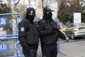 Stambulo policija teigia užkirtusi kelią išpuoliui