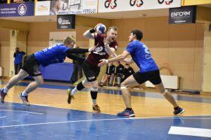 Rankinio lygos finale – Klaipėdos ir Alytaus komandos
