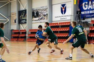 """Lygiosios paskutiniajame reguliariojo sezono mače lėmė """"Dragūno"""" triumfą"""
