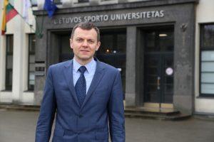 LSU vadovaus didelę tarptautinę patirtį sukaupęs mokslininkas A. Ratkevičius