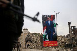 Sirija perspėja Vakarus, kad puolama ginsis