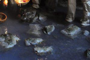 Senovės Ledo žmogus Ecis nešiojo skrybėlę iš lokenos