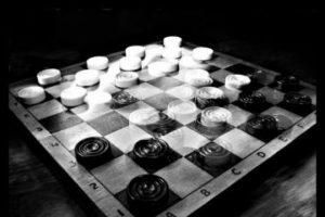 A. Kybartas lieka planetos šaškių čempionato lyderių gretose