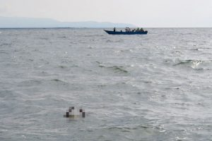 Kongo DR apvirtus valčiai nuskendo 11 žmonių, 15 laikomi dingusiais