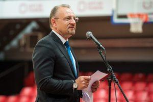 Išrinktas naujas Lietuvos sporto prezidentų tarybos pirmininkas