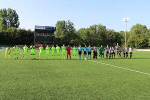 """""""Trakų"""" futbolininkai sužaidė lygiosiomis su Velso klubu"""