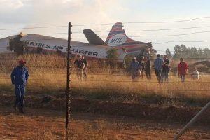 PAR sudužus lėktuvui žuvo vienas asmuo, sužeisti dar 20