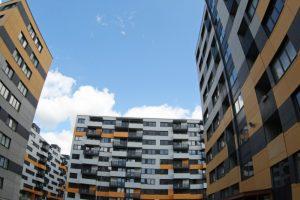 Būsto kainos antrąjį ketvirtį padidėjo 3,1 proc.