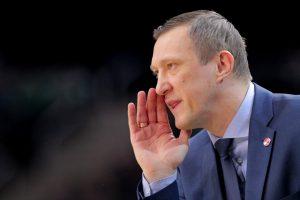 """Ž. Urbonas: """"Juventus"""" turi šansų įveikti AEK krepšininkus"""