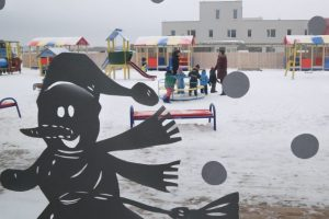 Kauno rajono savivaldybė imasi priemonių saugumui užtikrinti Užliedžiuose