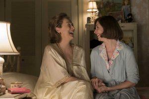 """""""Oskarų"""" rekordininkė M. Streep: praėjusiame gyvenime nuveikiau kažką prasmingo"""