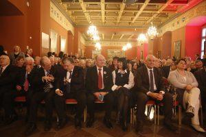 Paminėtos prezidento A. Brazausko inauguracijos metinės