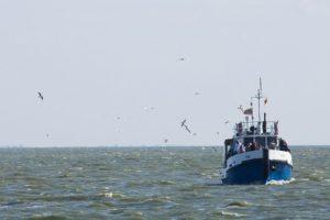 Žvejų kasdienybę pasakojanti ekspozicija – laivo triume
