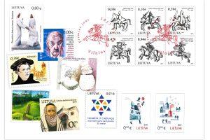 Šiųmečiuose pašto ženkluose – išskirtinės sukaktys