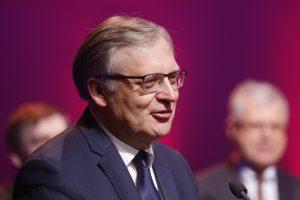 VU rektorius: pasitempsim ir pavysim Europos universitetus, kurie lenktynėse pavargo