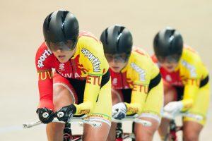 V. Sereikaitė iškovojo Europos dviračių treko čempionato bronzą