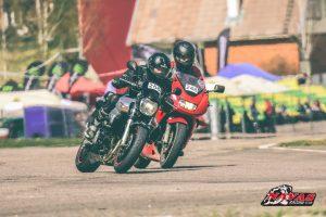 """""""Nemuno žiede"""" susirinko per 200 motociklų entuziastų"""