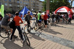 Klaipėdiečiai kviečiami žymėti dviračius ir priimti iššūkius