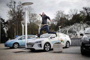 Elektromobilių lenktynės 2018: laukiama naujo rekordo