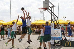 Klaipėdoje kviečia didžiausias Vakarų Lietuvoje 3x3 turnyras