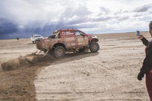 Atšauktas 6-asis Dakaro ralio etapas: lenktynininkams – dvi dienos poilsio