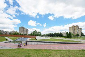 Čečėnijos aikštėje – pirmoji tokia Eigulių diena