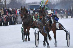 Valstybės atkūrimo 100-čiui skirtose lenktynėse – 100 žirgų