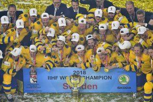 Po dramatiškos kovos Švedija apgynė pasaulio čempionės titulą