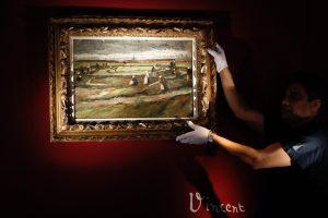 Van Gogho paveikslas aukcione parduotas už rekordinę sumą