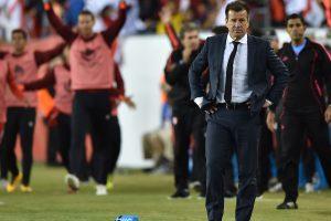Atleistas Brazilijos futbolo rinktinės vyriausiasis treneris
