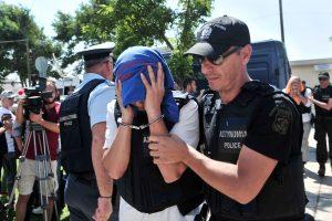 Nuteisti į Graikiją pabėgę turkų karininkai