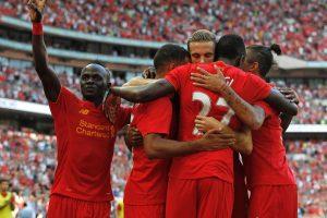 """Smūgis: """"Liverpool"""" netikėtai sutriuškino Ispanijos čempionę """"Barcelona"""""""