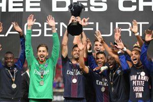 """""""Paris St-Germain"""" – Prancūzijos futbolo čempionai ketvirtus metus iš eilės"""