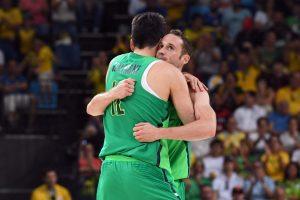 Nugalėję Nigeriją Brazilijos krepšininkai laukia ispanų malonės