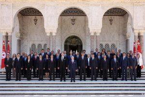 Tuniso parlamentas patvirtino naują vienybės vyriausybę