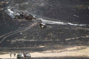 Kalifornijoje sudužo legendinis Šaltojo karo lėktuvas: pilotas žuvo