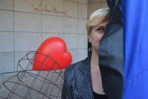 Čekijos prezidento V. Havelo atminimas pagerbtas netikėta instaliacija